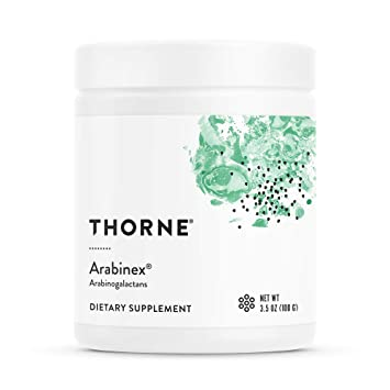 Amazon.com: Thorne Research – arabinex 3,5 onzas/(100 g ...