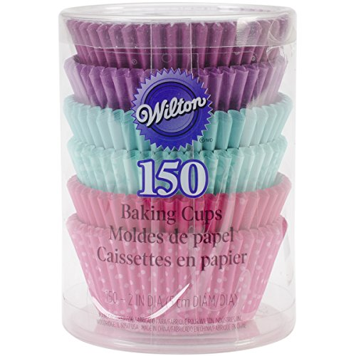 colored cupcake liners - 5