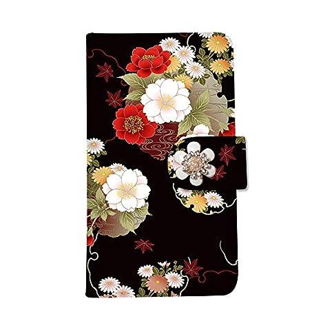 5ba6788142 Amazon | apple iPhone 8 Plus(+) 手帳型ケース smh-024 (C) おしゃれ ...