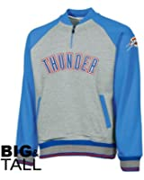 Oklahoma City Thunder NBA Men's 1/4 Zip Pullover Sweatshirt