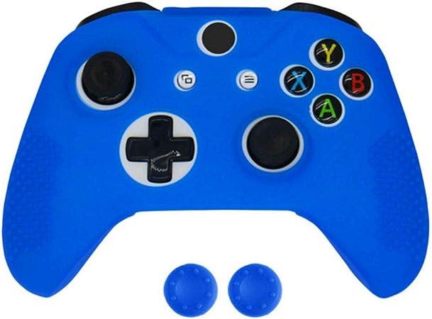 Fangfeen Reemplazo para Xbox One Protector de Silicona Cubierta ...