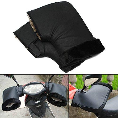 Waterproof Winter Motorcycle Gloves - 4
