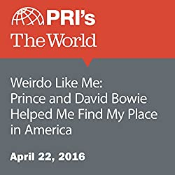 Weirdo Like Me: Prince and David Bowie Helped Me Find My Place in America