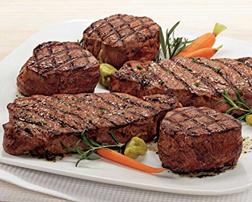 Welcome to Kansas City Steak Set - 4 Filet Mignon and 4 Strip Steaks from Kansas City Steaks