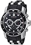 Invicta Men's 6977 Pro Diver Collection Chronograph Black Dial