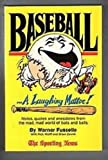 img - for Baseball...a Laughing Matter! book / textbook / text book