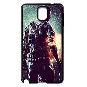 Emilia Moore's Shop Discount Game DIY-3 Battlefield 4 Print Black Case With Hard Shell Cover for Samsung Galaxy Note 3 5858156M92743442
