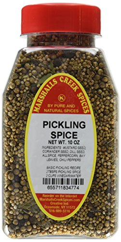 Marshalls Creek Spices New Size Marshalls Creek Spices Pickling Spice Seasoning, 10 Ounce, 10 Ounce
