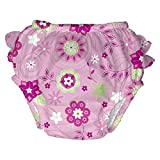 I Play Baby Girls' Floral Swim Diaper by i play.