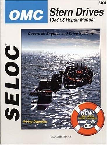 omc cobra stern drive 1986 98 seloc 9780893300562 amazon com books rh amazon com OMC Outdrive OMC Outdrive