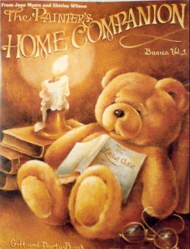 The Painter's Home Companion (Basics Volume 1) (Raspberry Ladybug)