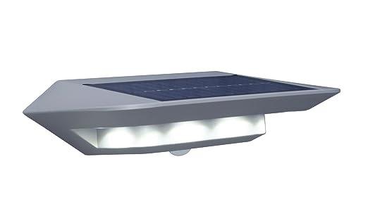 Illuminazione da esterno con pannello solare il bello faretti led
