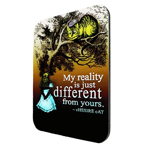 Alice in Wonderland My Reality - Mousepad (Mousepad Alice In Wonderland)