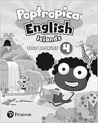 Poptropica English Islands Level 4 Test Book: Amazon.es