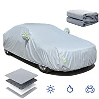 Special Car Cover for Lexus RX200T RX300 2016-2017 All Weather Waterproof Dustproof and Anti UV Multi-Function Outdoor…