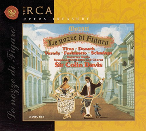 Mozart: Le Nozze di Figaro (The Marriage of Figaro) by RCA Legacy