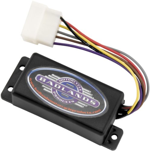 Automatic Turn Signal (Badlands Automatic Turn Signal Cancelling Plug-In Style Module for Harley David)