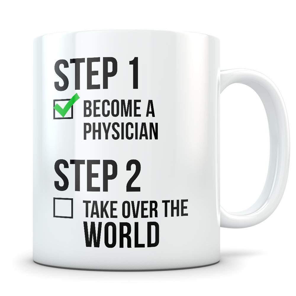 Tasse fü r Arzt, Doktor, Doktor, Student, Arzt, Doktor, Doktor, Doktor, Doktor, Doktor, Abschluss ZonaloDutt