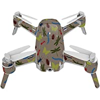 Skin For Yuneec Breeze 4K Drone – Creepy Crawly | MightySkins Protective, Durable, and Unique Vinyl Decal wrap cover | Easy To Apply, Remove, and Change Styles | Made in the USA