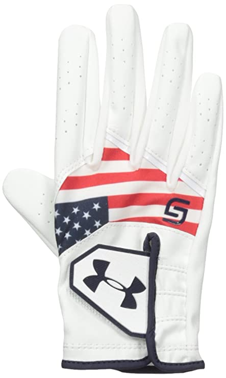da7ce2d2333 Amazon.com   Under Armour Boys  Youth CoolSwitch Golf Glove   Sports ...