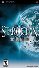 Star Ocean: First Departure - Sony PSP