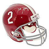 Jalen Hurts Signed / Autographed Alabama Crimson Tide Riddell Full Size Replica Helmet - Certified Authentic