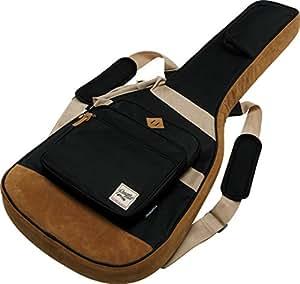 ibanez powerpad electric guitar gig bag black musical instruments. Black Bedroom Furniture Sets. Home Design Ideas