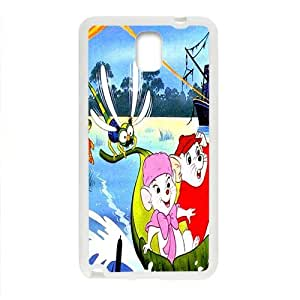 Happy The rescuers Case Cover For samsung galaxy Note3 Case