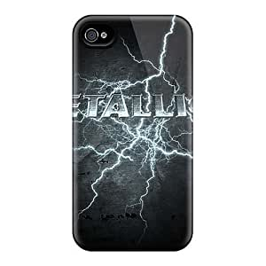 Bumper Hard Cell-phone Case For iphone 6 plus 5.5 (Uld6826tGhL) Support Personal Customs Fashion Metallica Pictures