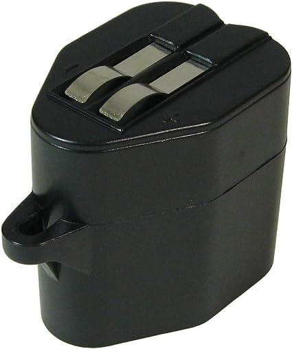 Trade Shop Premium Batteria Ni MH 6 V2100 mAh per Kärcher