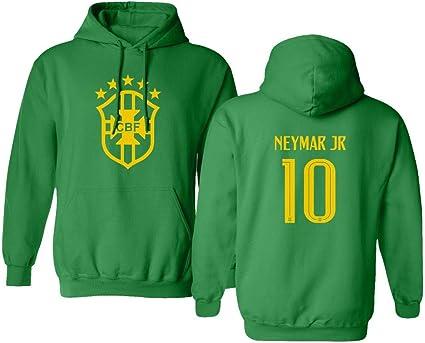 New Brazil National Team NEYMAR JR Hoodie