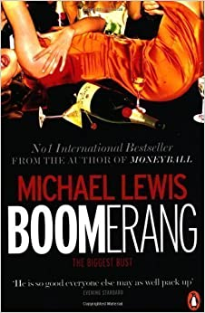 Book Boomerang: The Biggest Bust by Lewis, Michael (2012)