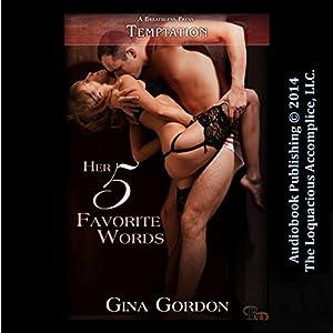Her Five Favorite Words Audiobook