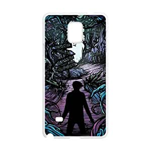 Samsung Galaxy S4 Phone Case White Rock Band ADTR A Day To Remember VGS6999746