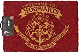 Pyramid International Harry Potter Welcome To Hogwarts Door Mat