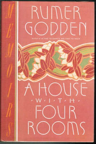 A House With Four Rooms Book By Rumer Godden