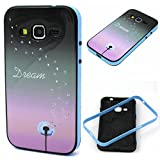 G360 Case, Galaxy Core Prime Case,Enjoy Sunlight Samsung Galaxy Prevail LTE Case Silicone Soft Back Protective Case Hybrid Bumper Popular Shockproof Case Cover for Samsung Galaxy Core Prime G360 / Prevail LTE Case with 1 Black Stylus Dandelion Dream