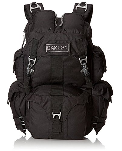 Oakley Men's Mechanism Backpack, Black, One Size by Oakley