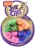 Hartz Just For Cats Kitty Frenzy Cat Toy Size:Pack of 2