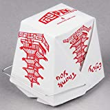 Pack of 15 Chinese Take Out Boxes PAGODA 8 oz