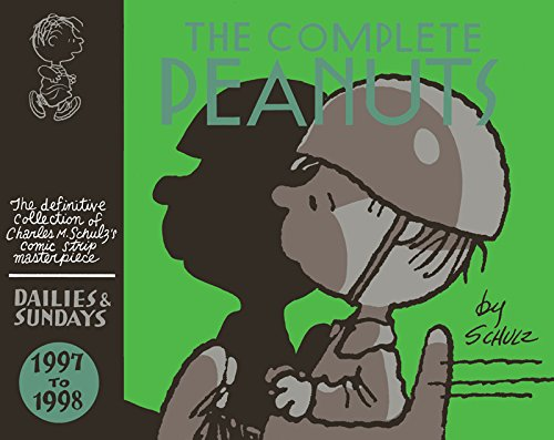 The Complete Peanuts 1997-1998 (Vol. 24)  (The Complete Peanuts) - Complete Graphic