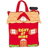Right At Home Quiet Book for Toddlers By Pockets of Learning