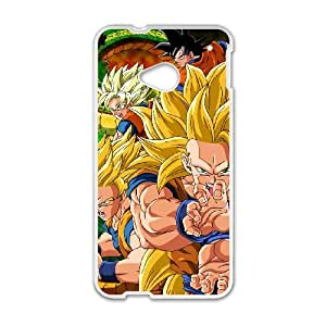 HTC One M7 Phone Case Dragon Ball Z Case Cover PP8Q313973