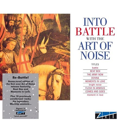 Into Battle With The Art Of Noiseの商品画像