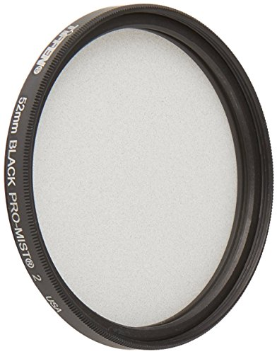 Tiffen 52BPM2 52mm Black Pro-Mist 2 Filter