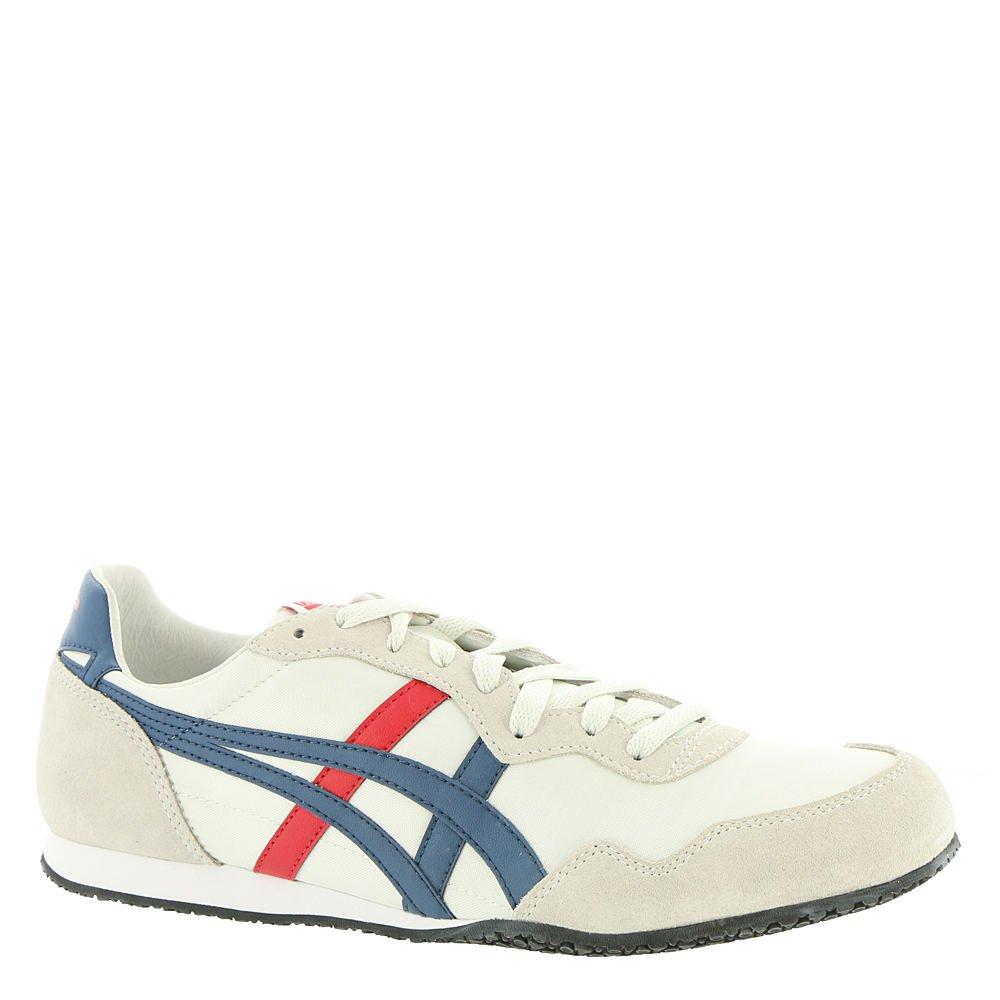 08c0e8f49fa ASICS - Onitsuka Tiger Serrano Sneakers, 6.5 UK, White/Mallard Blue ...