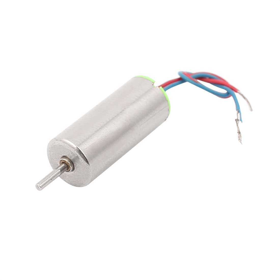 sourcingmap® DC1.5-4.5V 41509RPM Speed High Torque Magnetic Coreless Motor for RC Model US-SA-AJD-275687