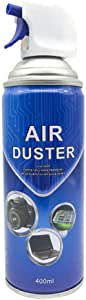 Air Duster Compressed Cleaner Spray Laptop PC Keyboard Camera Lens 2/4 Pack (1 Pack-Blue)
