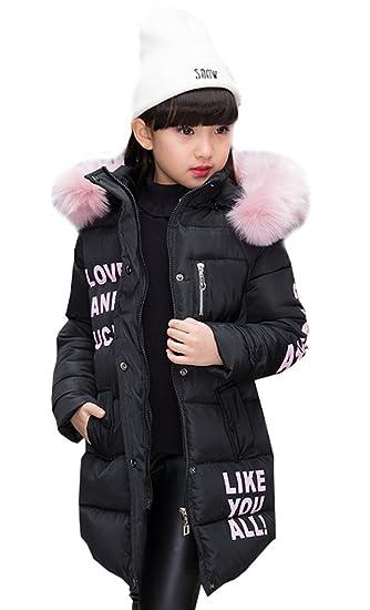 Manteau tres chaud enfant