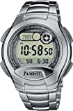 Casio Collection Unisex Digital Watch with Stainless Steel Bracelet – W-752D-1AVES